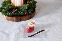 クリスマス和菓子 - Chamomile 季節のおやつと日々のこと