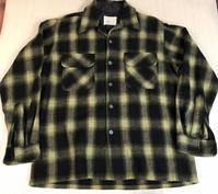 12月29日(日)入荷!60s〜オンブレオープンカラーウールシャツwool shirts! - ショウザンビル mecca BLOG!!
