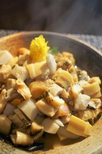 ■居酒屋メニュー【青森発のつぶ貝で相性の良い美味しい煮付け】 - 「料理と趣味の部屋」