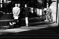 我が町スナップ(師走の商店街通り) - 父ちゃん坊やの普通の写真その3