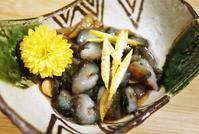 ■居酒屋メニュー簡単!!5分【青森発②活きの良いナマコで簡単に柚子味ぽんです♪】 - 「料理と趣味の部屋」