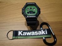 G-SHOCK DW-5900RS-1ER! - Green&Black