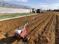 今年も農納めに一打ち - 週末農夫コーディーのイケてる鍬の振るい方
