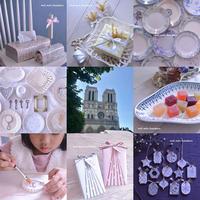 ◆2019ベスト9×大変お世話になりました - フランス雑貨とデコパージュ&ギフトラッピング教室 『meli-melo鎌倉』