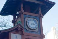 師走の人形町 R-D1 Hektor7.3cm/1.9 - M8とR-D1写真日記