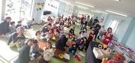 ハローキッズ★クリスマスパーティ♪ - ハロー英数学院&ハローインターナショナル★blog