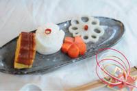 お節作り二日目 - Chamomile 季節のおやつと日々のこと