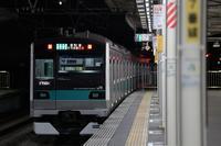 常磐線・我孫子駅より 2019.12.29 - 写真ブログ