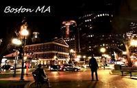 ホリデーシーズンのボストン - NYからこんにちは