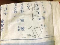 食卓のデザイン#49:キッチンにまさかの新作アイテム・おばあちゃんの遺した「台フキ」! - maki+saegusa