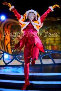 Happy New Year 2020 - から元気らくがき帳