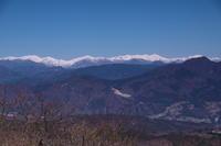 白雪の谷川岳 (2019/12/25撮影) - toshiさんのお気楽ブログ