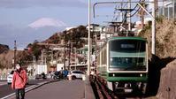 2020年元日〜がっかり、初富士 - 黄色い電車に乗せて…