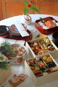 お正月の食卓 - 暮らしを紡ぐ2