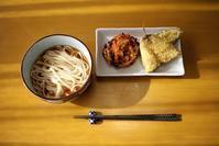 昼は乾麺の「さぬきうどん」 - ぶん屋の抽斗