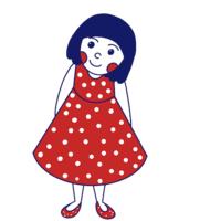 掃除 - たなかきょおこ-旅する絵描きの絵日記/Kyoko Tanaka Illustrated Diary