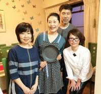 NHK「きょうの料理(からだぽかぽかレシピ)」に出演いたします~ - 料理研究家 島本 薫の日常