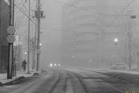 正月の吹雪 - I shall be released