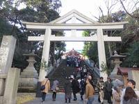 日枝神社(新江戸百景めぐり55) - 気ままに江戸♪  散歩・味・読書の記録