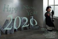 happy New Year2020 - ナナイロノート