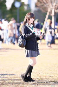 ぽぷり さん[Popuri] @petit_popuri 2019/12/28 ビッグサイト(Tokyo Big Sight)コミケ1日目 (c97) - ~MPzero~ [コスプレイベント画像]Nikon D5 & Z6