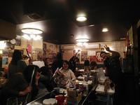 12月30日(月)吹き納め - 吹奏楽酒場「宝島。」の日々