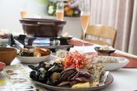 大晦日の天ぷら蕎麦鍋 - 登志子のキッチン
