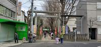 忘れ物をみつける駒込天祖神社@東京都 - 963-7837