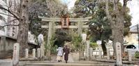 忘れ物をみつける駒込富士神社@東京都 - 963-7837