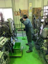 年内最終でした - 東大阪のダイカスト工場の日々。          by 共栄ダイカスト㈱