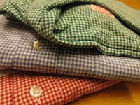 """""""BROOKS BROTHERS BD SHIRT CHECKERED OXFORD #IVYFAIR""""ってこんなこと。 - THE THREE ROBBERS ってこんなこと。"""