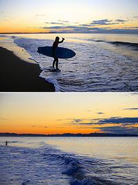 2020/01/04(SAT) 今朝はウネリが割れるポイントありました。 - SURF RESEARCH