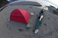 正月9連休前半西伊豆カヤックキャンプの旅day1 - 今日もどこかでスナフキン