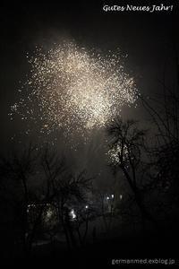 改めまして謹賀新年 - 黒い森の白いくまさん
