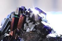 藍銅鉱Azuriteの夢 - 菫青石に天の川 小さな庭から地球を眺める