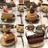 エチエンヌ(新百合ヶ丘)ケーキ屋さん - 小料理屋 花 -器と料理-