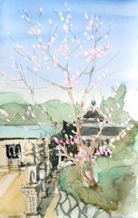 桜咲く-2 - ryuuの手習い