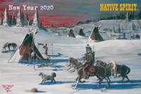 謹賀新年 2020 - still remain the same / NATIVE SPIRIT (R)