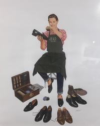 明日7日は定休日です。 - Shoe Care & Shoe Order 「FANS.浅草本店」M.Mowbray Shop