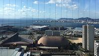 小寒!、ポーアイより明石大橋遠望 - みなと神戸 のんびり風物詩