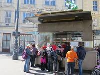 ウィーンで一番のソーセージスタンド ~両親連れて海外旅行(オーストリア編)~ - 旅はコラージュ。~心に残る旅のつくり方~