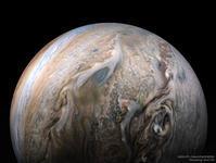 木星探査機ジュノーが捉えた神秘的な木星の姿 - 秘密の世界        [The Secret World]