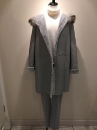 ブルーグレーのコート - ★ Eau Claire ★ Dolce Vita ★