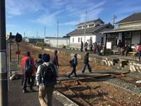 2020/01/04(令和二年初詣)JR-天浜線からの小國神社 - ちょっくら登山部