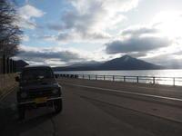 2019.11.30 支笏湖経由で帰宅 - ジムニーとピカソ(カプチーノ、A4とスカルペル)で旅に出よう