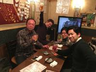 1月3日(金)ご来店♪ - 吹奏楽酒場「宝島。」の日々
