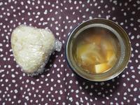 1/7(火)鯛ごはんおにぎりとすまし汁弁当 - ぬま食堂