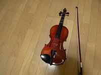 バイオリンは魔法な楽器なのです - 青い自転車とともに