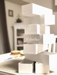 バリ研の準備 - Fabrikoのカルトナージュ ~神戸のアトリエ~