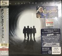 """♪712 ボン・ジョヴィ """" ザ・サークル~デラックス・エディション """" CD 2020年1月8日 - 侘び寂び"""
